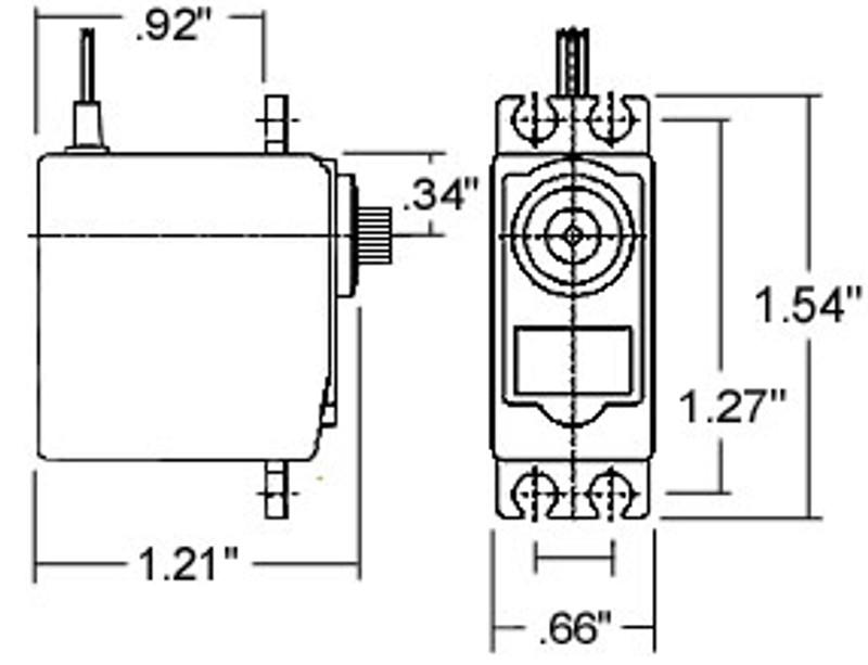 HS-5245MG Schematic