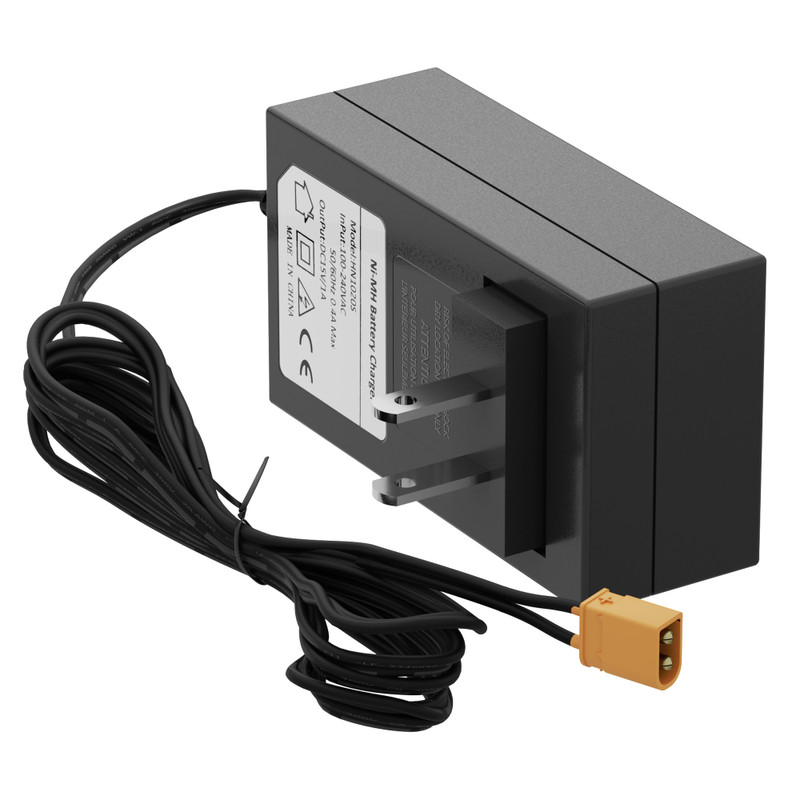 12V NiMH / NiCad Smart Battery Charger with XT30 Connector