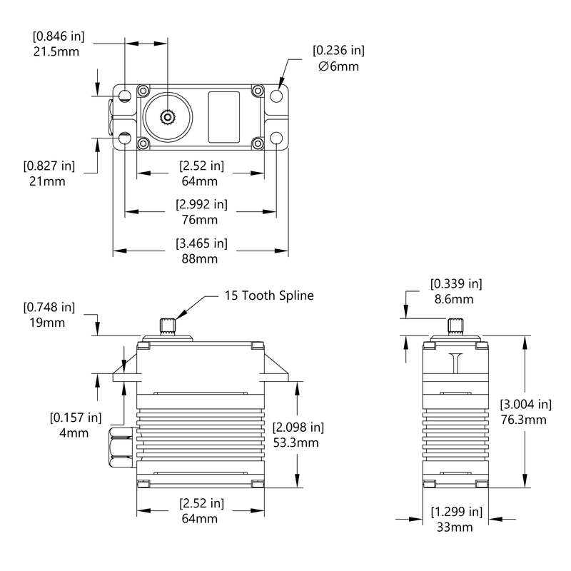 HS-1100WP Schematic