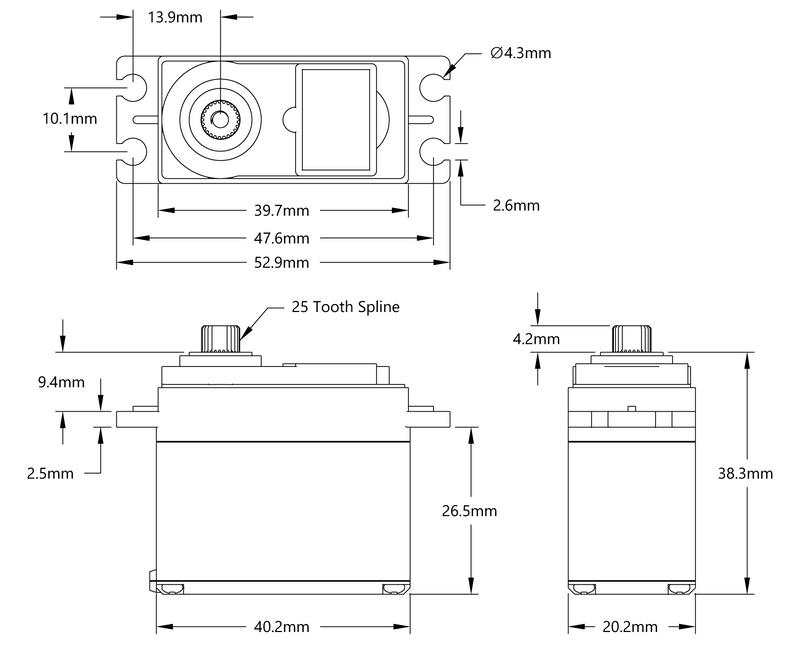 HS-318 Schematic
