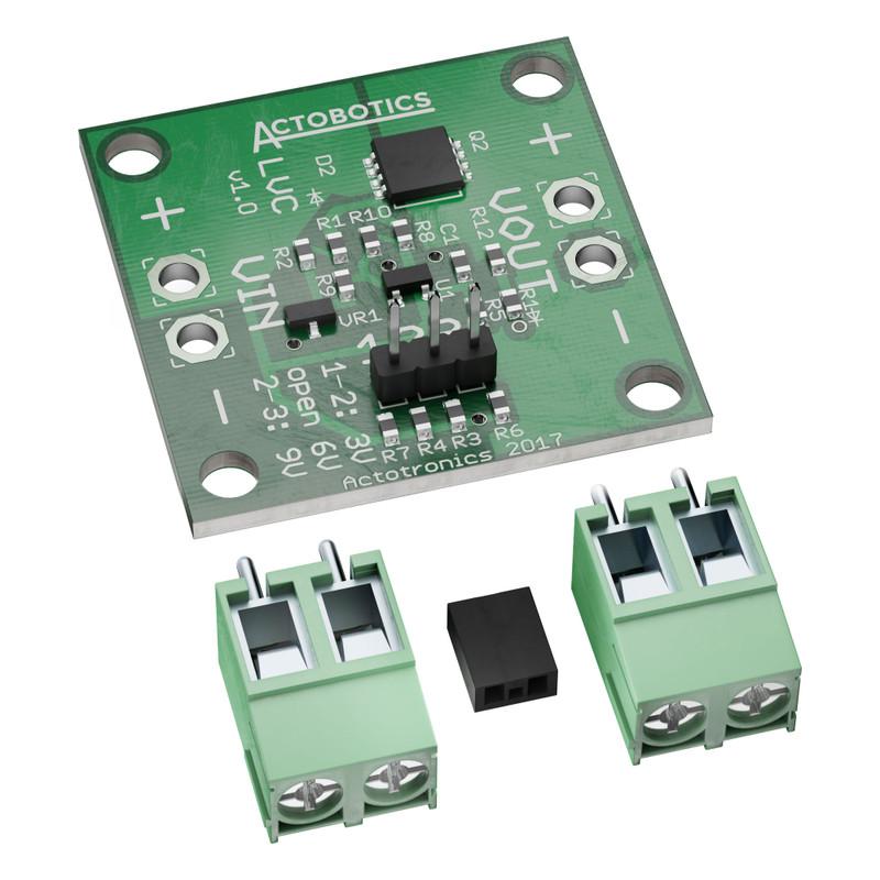 Low Voltage Cutoff Switch