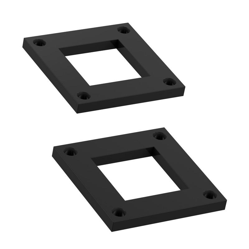 X-Rail Slide Plate (2 Pack)