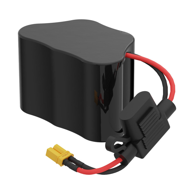 5000mAh NiMH Nested Pack Battery (Sub-C Cells)