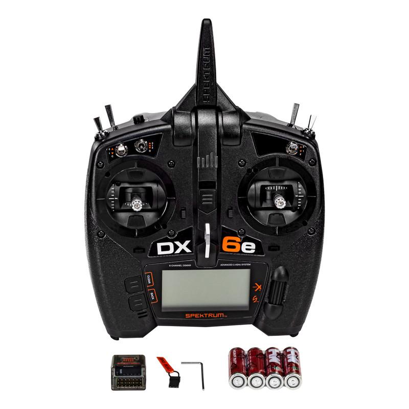 Spektrum™ DX6e Transmitter w/AR620 Receiver