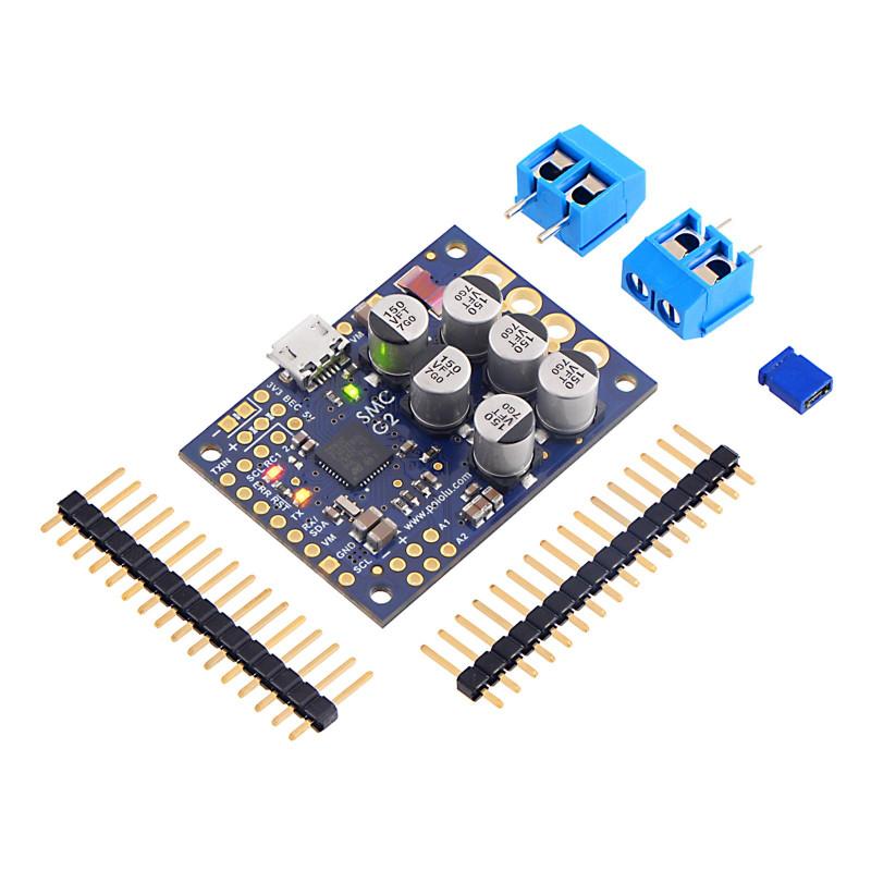 High-Power Simple Motor Controller G2 18v25