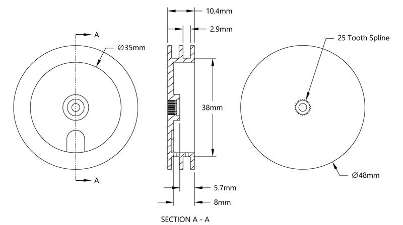 HS725SD Schematic