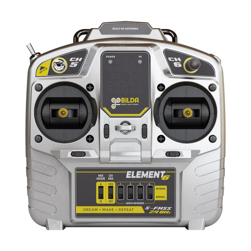 3113-2006-0001 - Element-6 Radio Control System (Mode 2)