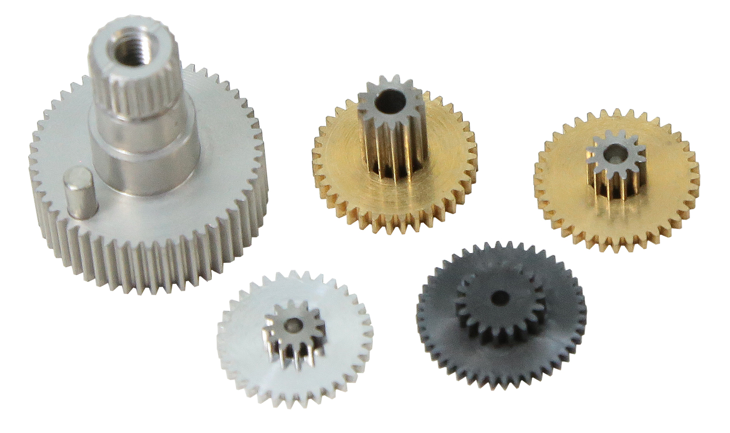 55364 Hitec OEM Replacement Gear Set