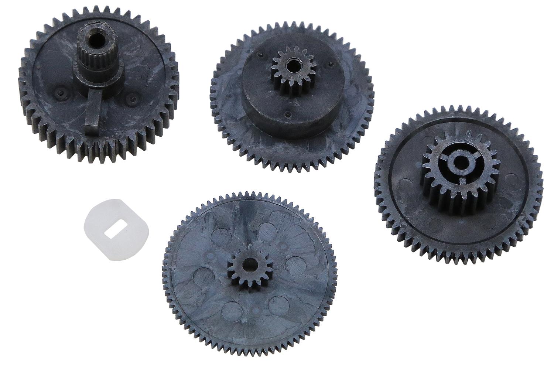 55008 Hitec OEM Replacement Gear Set
