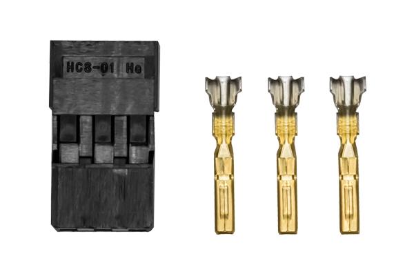 OEM Hitec Male (Gold Pin)