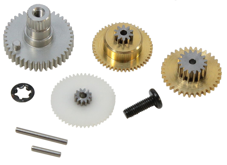 55302 Hitec OEM Replacement Gear Set