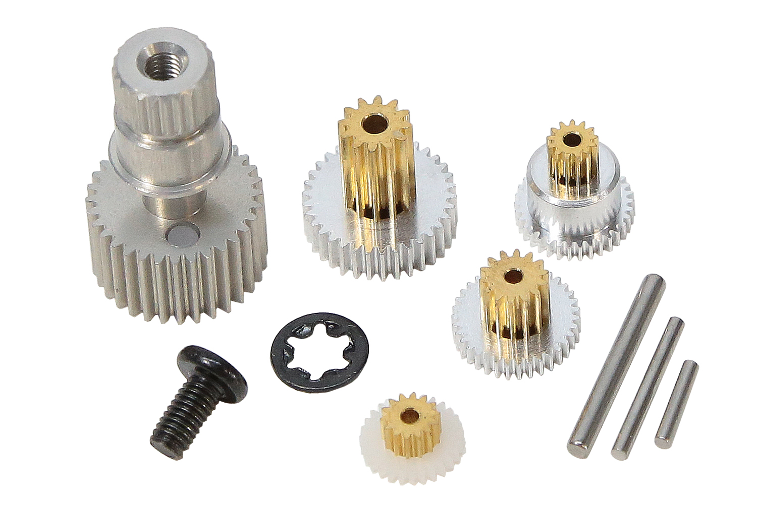 55021 Hitec OEM Replacement Gear Set