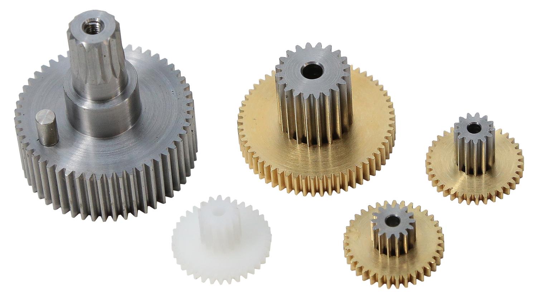 56410 Hitec OEM Replacement Gear Set
