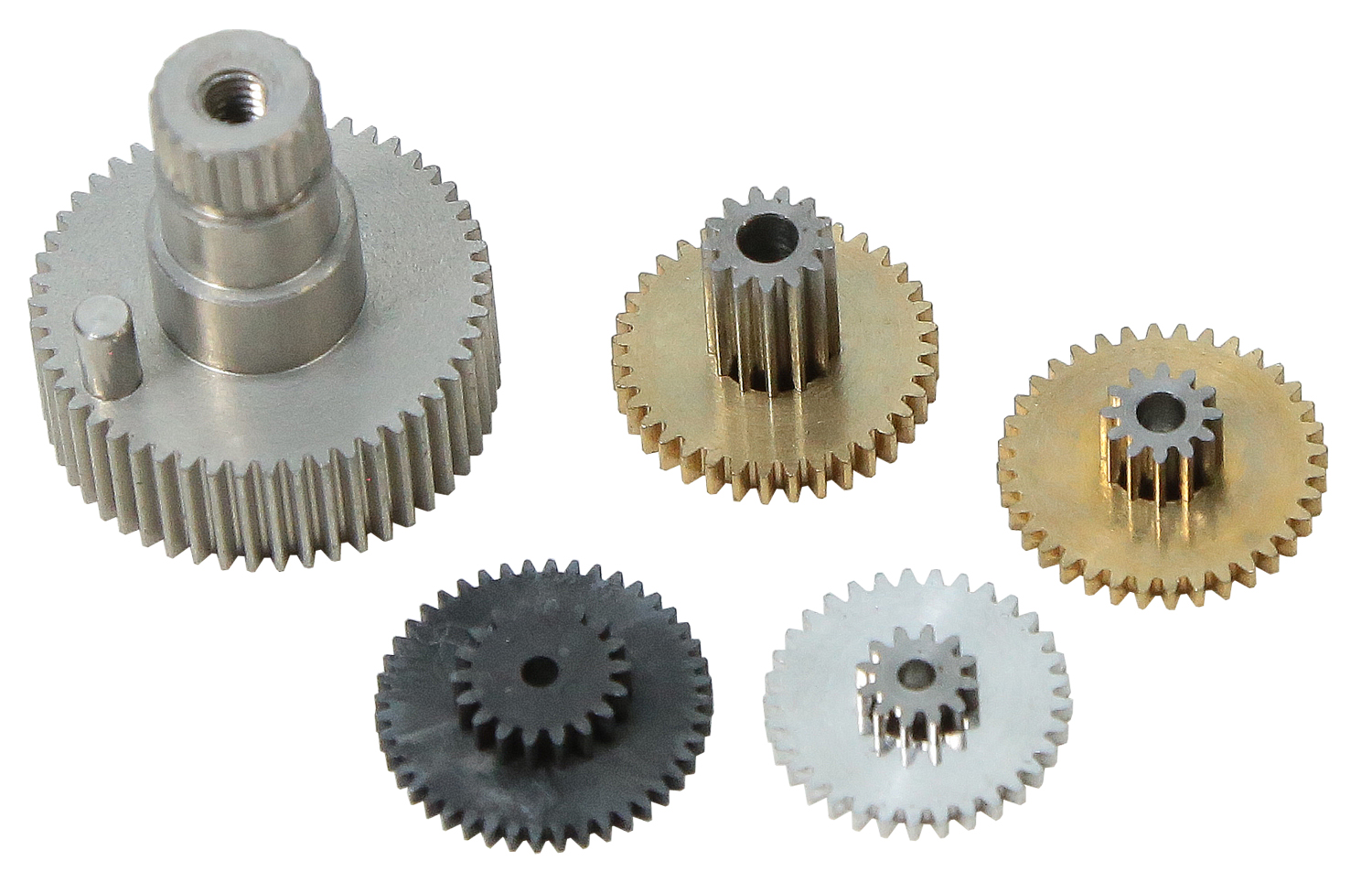 55328 Hitec OEM Replacement Gear Set