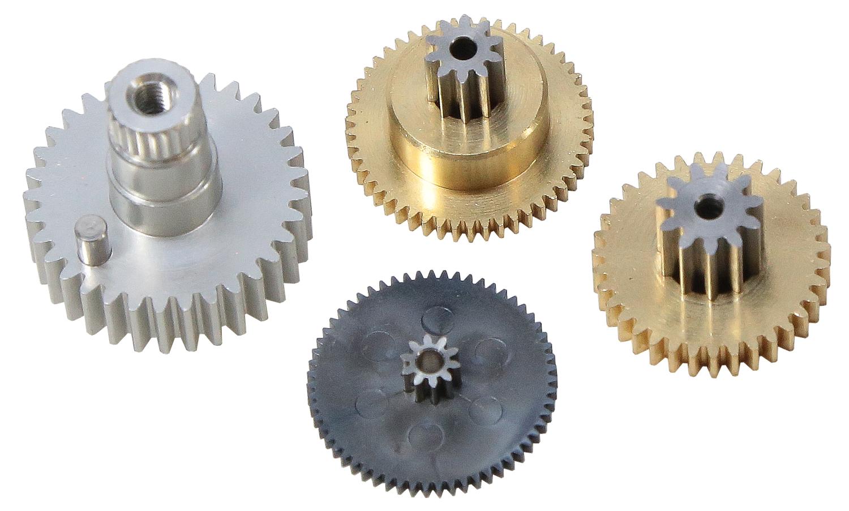 55343 Hitec OEM Replacement Gear Set
