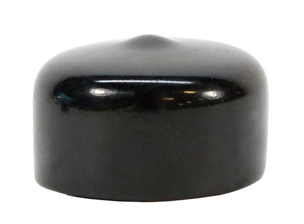 """1"""" – 1 1⁄16"""" Rubber End Cap"""