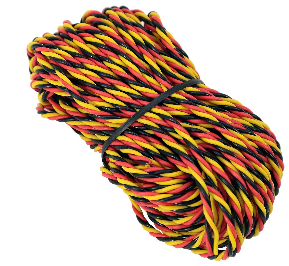 50.0' Super Duty Twisted Hitec Standard Wire