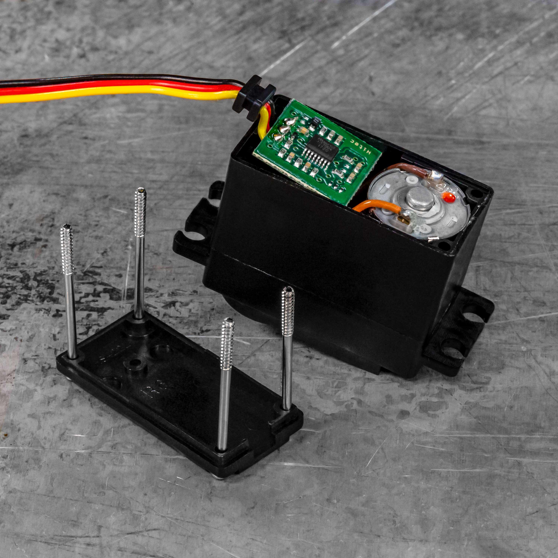 Hitec HSR-1425CR Continuous Rotation Robotic Servo 47oz 6.0v 31425CR