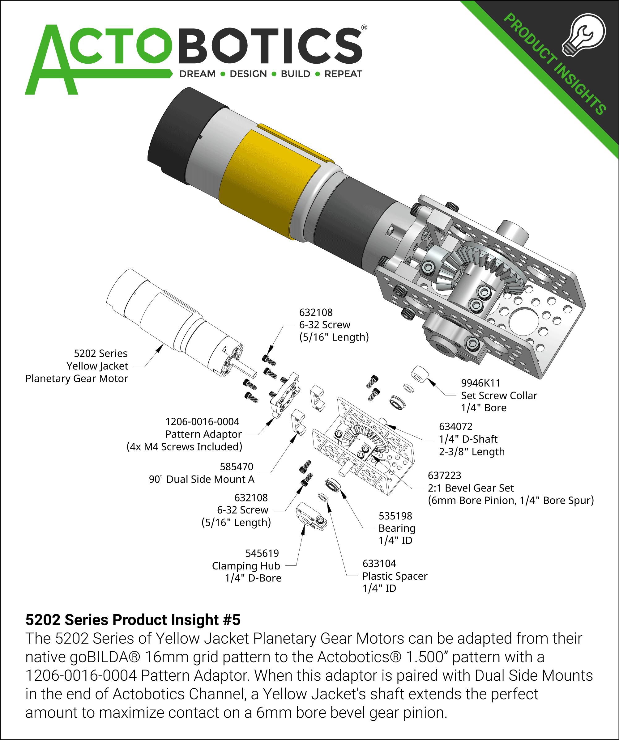 Motodak kit cha/îne d.i.d 520 Type ert2 13//49 Beta Couronne Standard