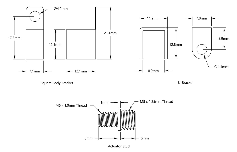 Actuanoix Hardware Schematic