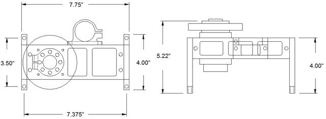 BD610 Belt Drive schematics
