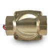 "1"" Inch 24V DC Electric Brass Solenoid Valve"