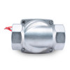 """1-1/2"""" 24V DC Stainless Electric Solenoid Valve"""