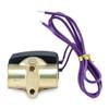 "1/8"" 12V DC Electric Brass Solenoid Valve"
