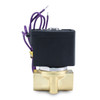 "1/8"" 24V DC Electric Brass Solenoid Valve"