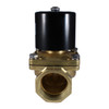 "1-1/2"" 24V AC Electric Brass Solenoid Valve"