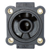 """3/8"""" FNPT 12V DC Electric Plastic Solenoid Valve"""