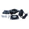 """3/4"""" FNPT 24V DC Electric Plastic Solenoid Valve"""