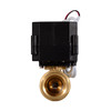 "1"" Brass Electric Ball Valve - 2 Wire Auto Return"