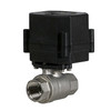 "1/2"" Stainless Electric Ball Valve - 2 Wire Auto Return"
