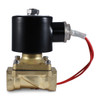 "1/2"" 12V DC Electric Brass Solenoid Valve"