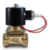 "3/4"" 12V DC Electric Brass Solenoid Valve"