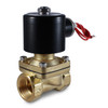 "3/4"" 24V DC Electric Brass Solenoid Valve"