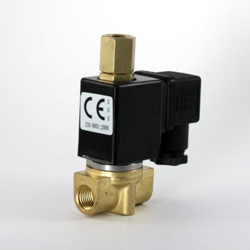 1/4'' 3-Way 110V AC Electric Solenoid Valve
