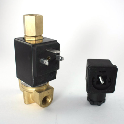 1/4'' 3-way 12v dc electric solenoid valve