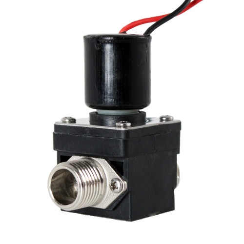1/2'' 12 Volt DC Latching Electric Solenoid Valve