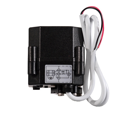 XR33 Electric Ball Valve Actuator - 3 Wire Control