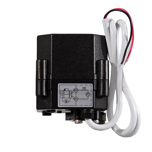 XR22-A100 Electric Ball Valve Actuator - 2 Wire Auto Return