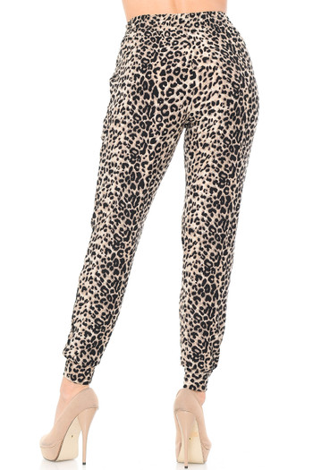 Wholesale - Buttery Soft Feral Cheetah Joggers