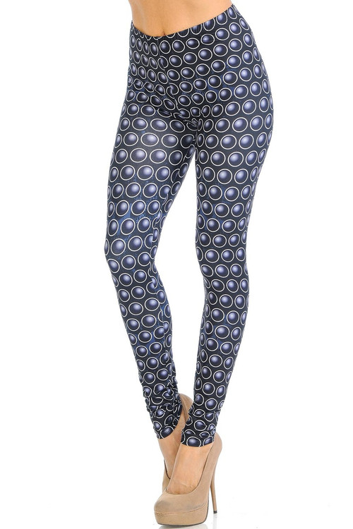 Wholesale - Creamy Soft 3D Ball Bearing Leggings - Signature Collection