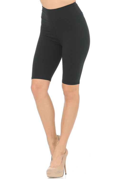 Wholesale - Buttery Soft Basic Solid Shorts - 3 Inch