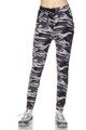 Wholesale - Buttery Soft Gray Camouflage Joggers