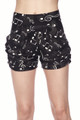 Wholesale - Buttery Soft Musical Note Geometry Shorts