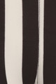 Wholesale - Buttery Soft Vertical Black and White Striped Kids Leggings