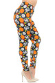 Wholesale - Buttery Soft Sports Ball Plus Size Leggings