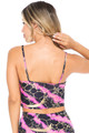 Wholesale - Colorcade Spaghetti Crop Top - Made in USA - LIMITED EDITION